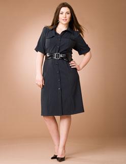 IGIGI shirt dress
