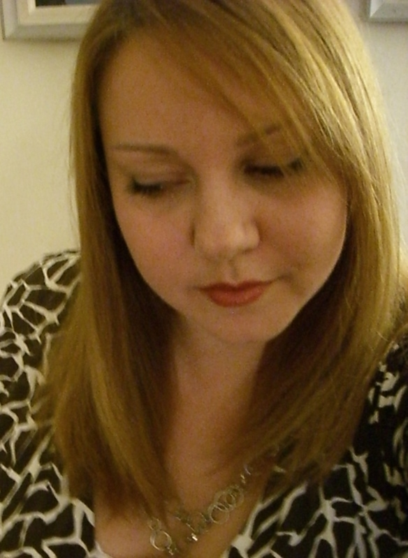 Guest Blogger - My Sister