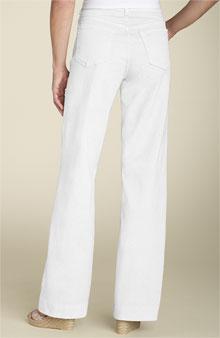 nydj white jean