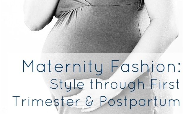 first trimester maternity fashion