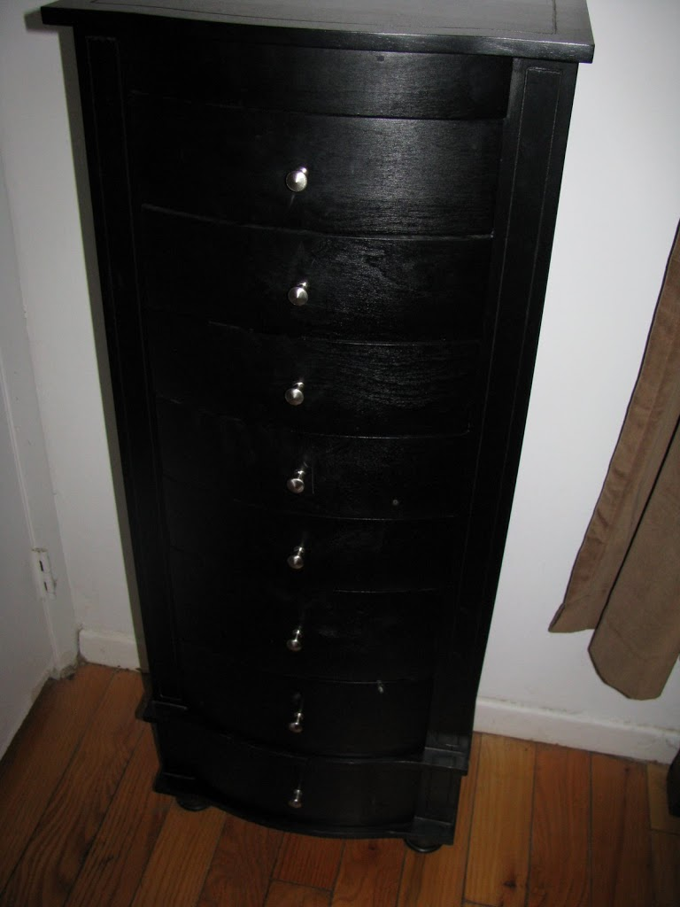 My Jewelry Armoire More Than You Ever Wanted to Know Wardrobe