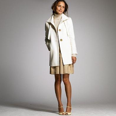 J. Crew Wool Coat