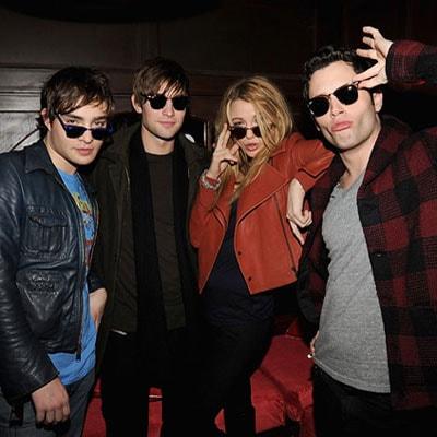 Gossip Girl Ray ban Sunglasses