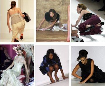 models fall