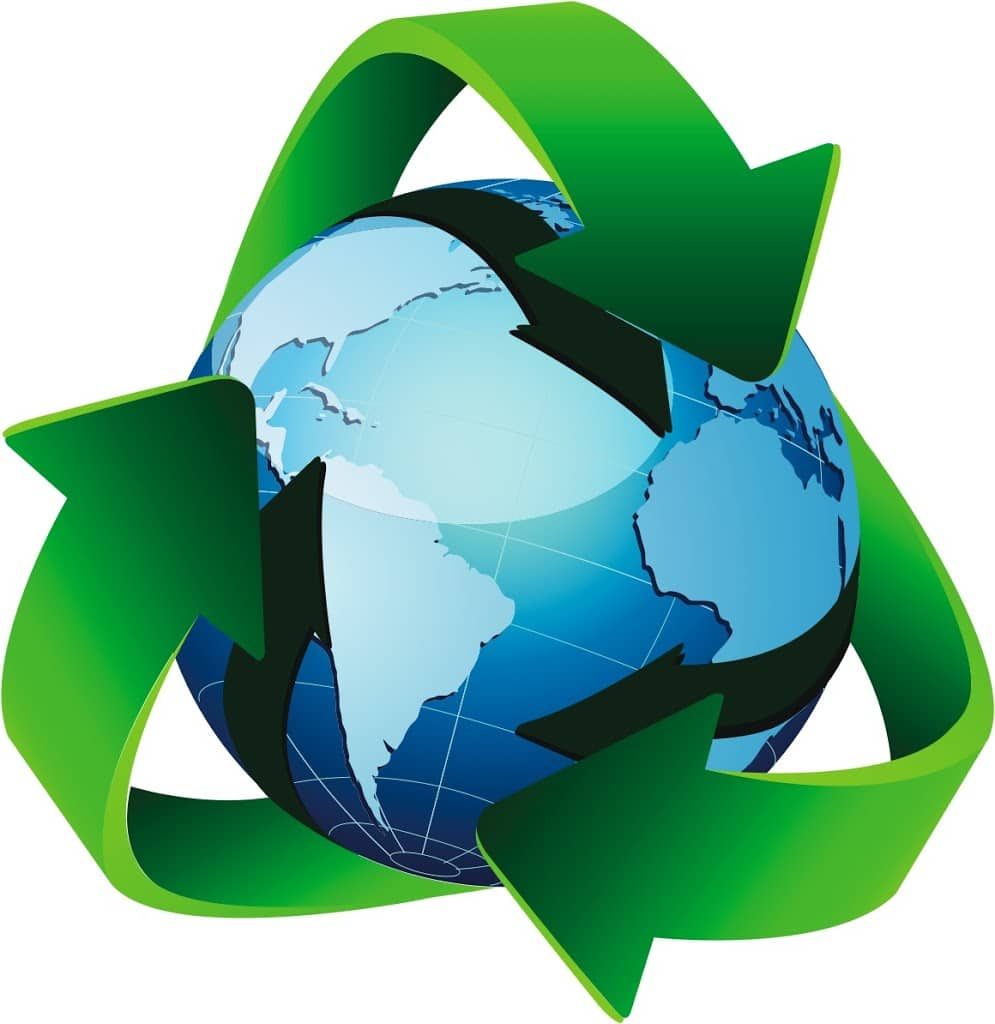 Going Green Reduce Reuse Recycle Wardrobe Oxygen