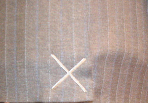 thread skirt vent