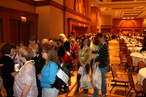 BlogHer Speed Dating