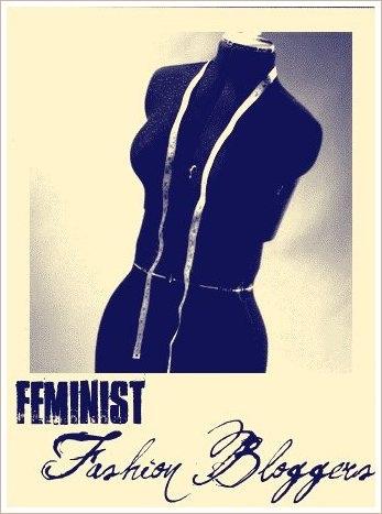 feminist fashion blogger