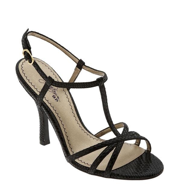 BP platinum amber sandal