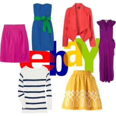 Clothing on eBay