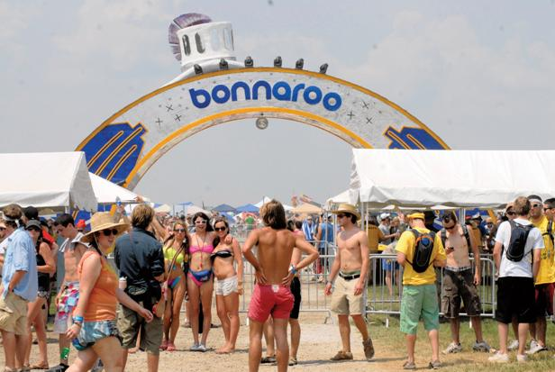 Bonnaroo 2011 – What I Packed