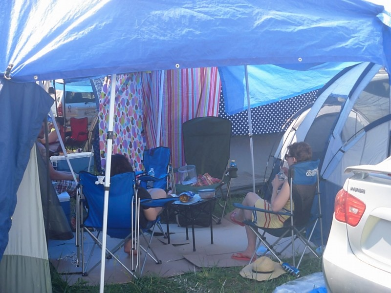 Bonnaroo 2011 Getting There And Day 1 Thursday