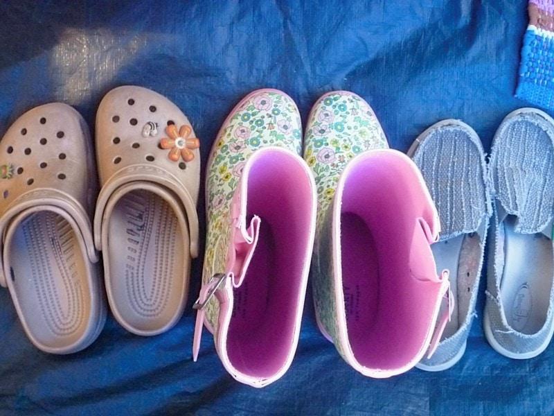 shoes bonnaroo