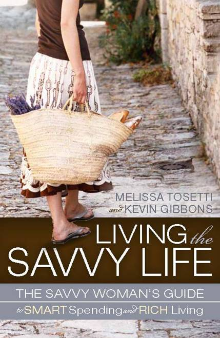 living the savvy life melissa tosetti