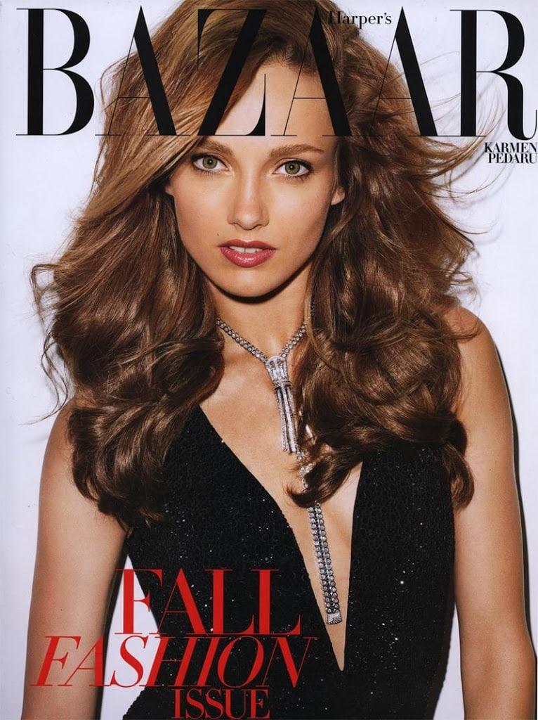 harpers bazaar subscribers edition september 2011