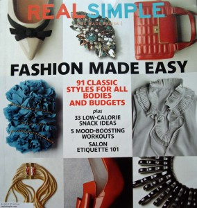real simple september 2011