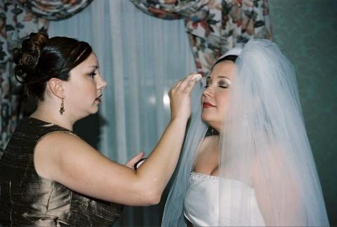 debbie alison wedding