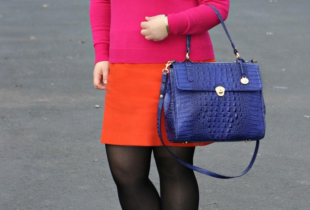 brahmin purse bag