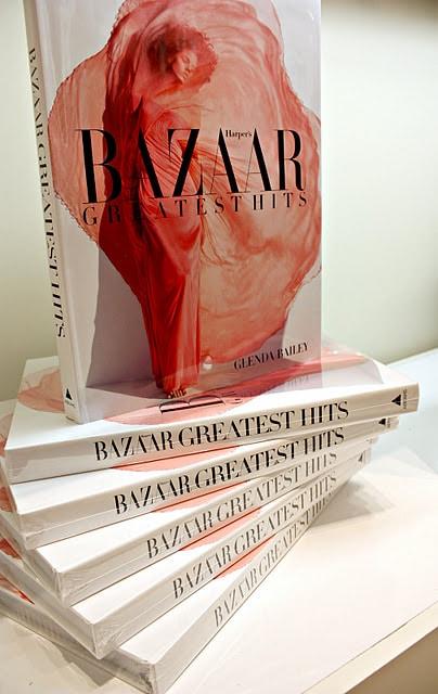 harpers bazaar greatest hits book