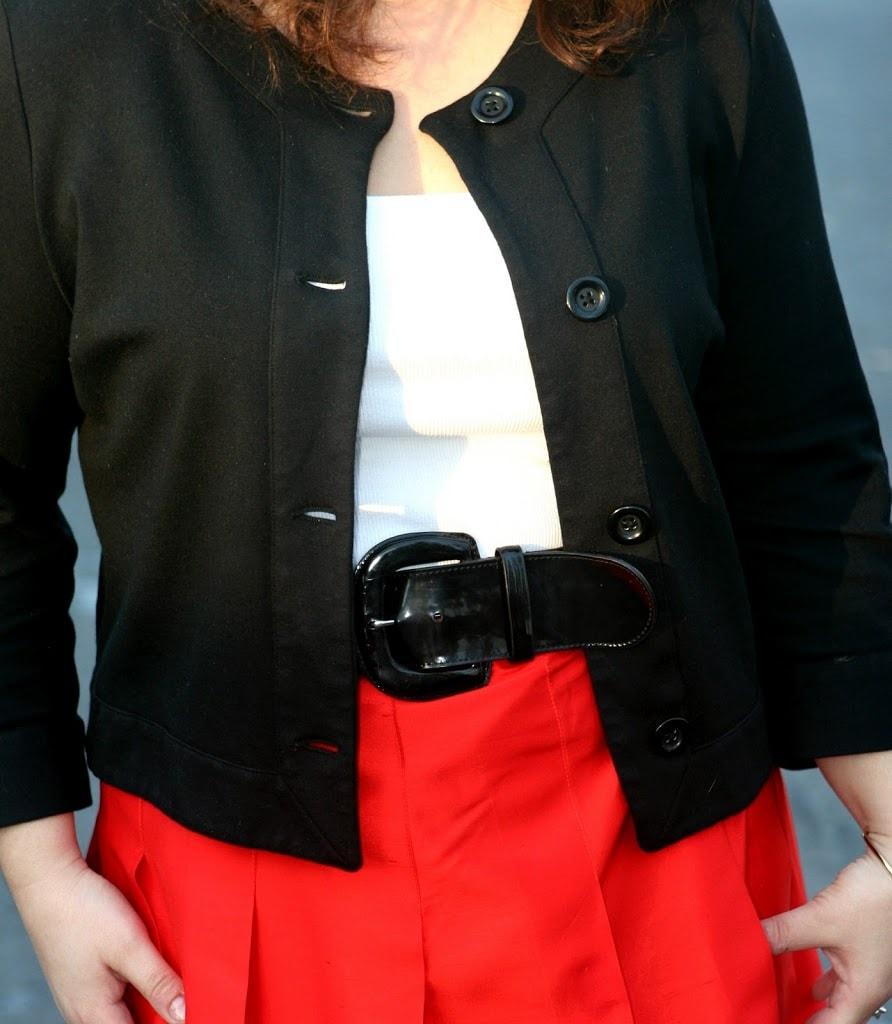 ponte jacket