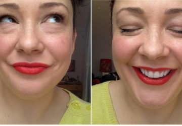 Rocking the Red – Bright Lipstick Review