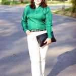 Thursday – Emerald and Ivory