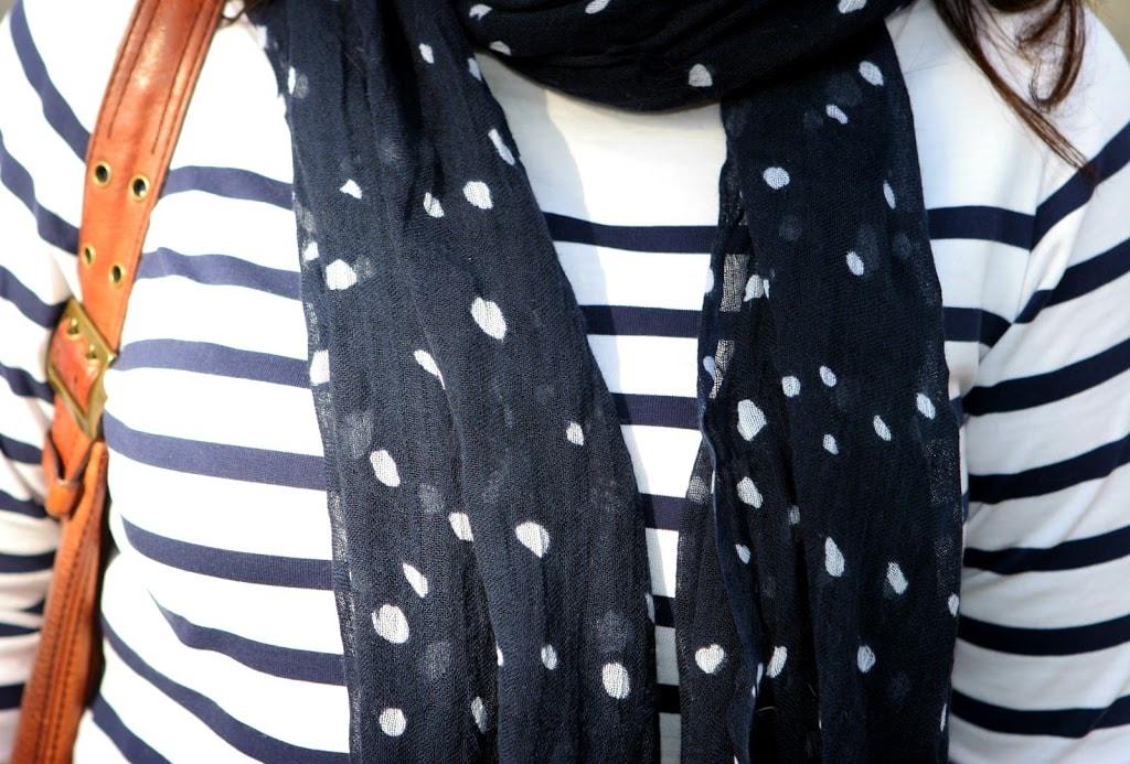 ann taylor scarf