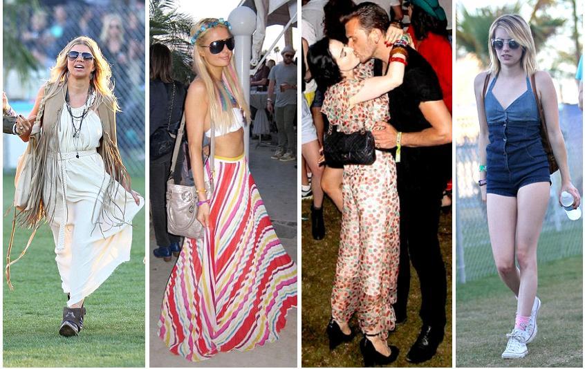 Bad Celebirty Festival Fashion