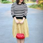 Tuesday – Stripes and Floral