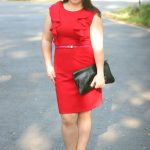 Tuesday – Pink and Red