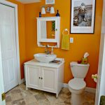 Inside our Home – Main Floor Half Bath