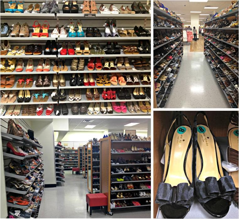 Designer Shoe Stores In The Metro