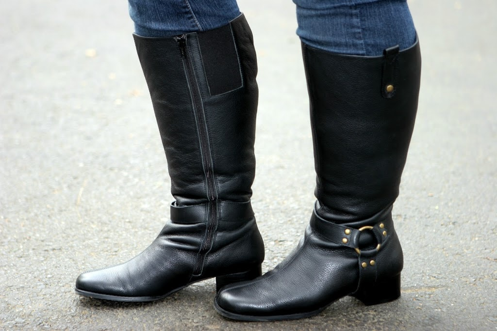 fitzwell wide calf boots
