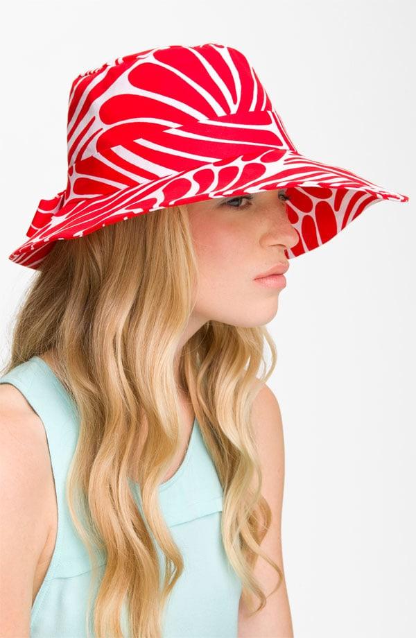 kate spade bow hat sunhat