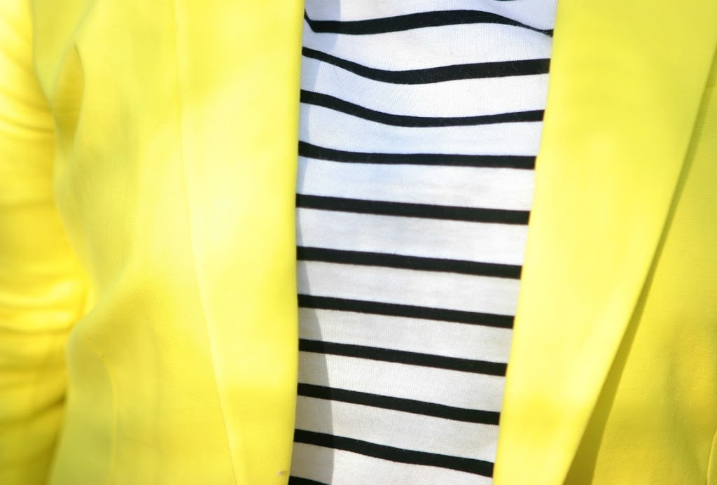 neon with stripes