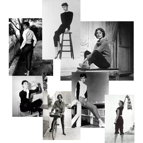 Channeling Audrey Hepburn