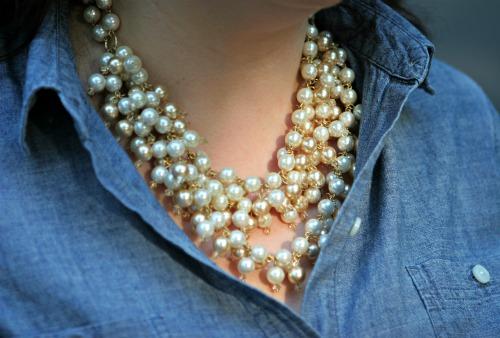 kristin biggs stella dot necklace