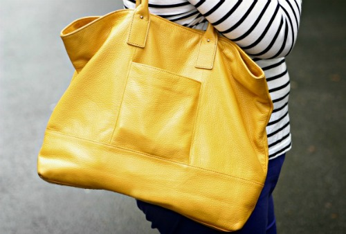 nordstrom leather tote