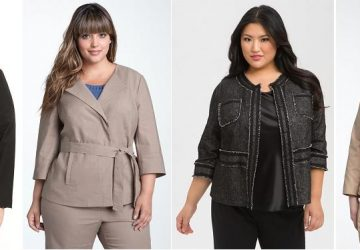 Plus Sized Work Attire Options