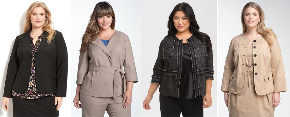 Fashionable Plus Size Work Clothing - Wardrobe Oxygen