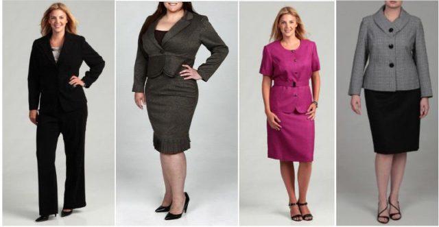 Taylor Plus Size Dress in Indigo Flower - Plus Size Work Wear Collection by IGIGI