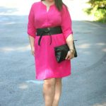Thursday – Hot Pink and Black