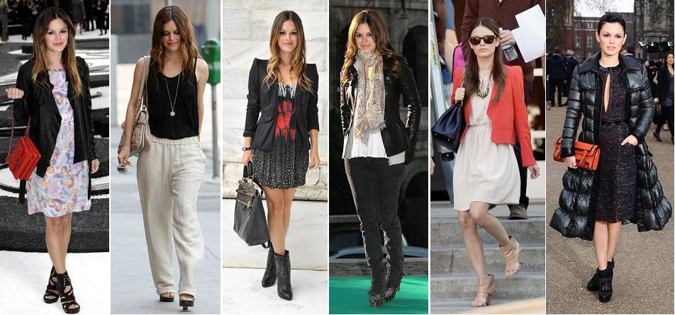 rachel bilson fashion