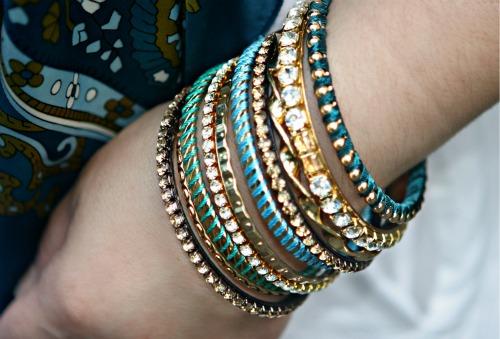 soft surroundings carnivale bracelets