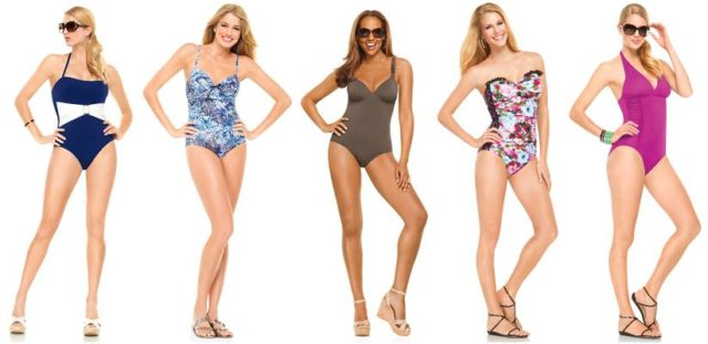 Wardrobe Oxygen: Swimwear for Large Busts and Soft Bellies