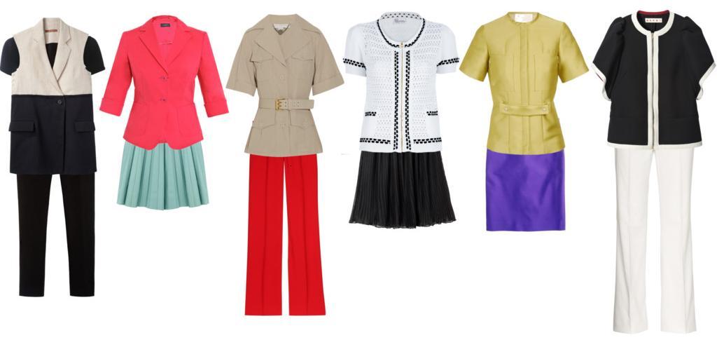 summer work attire with sleeves 1