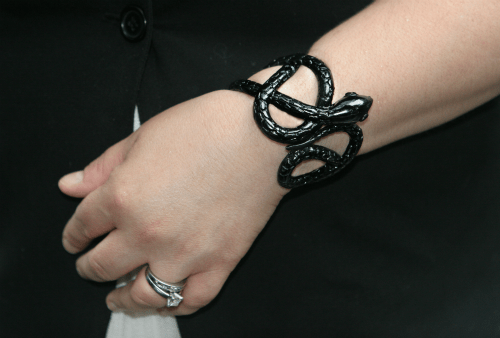 bauble bar snake bracelet