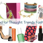 Friday Food for Thought: Fast Fashion Fixes