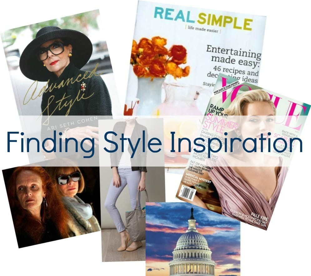 how to find style fashion inspiration