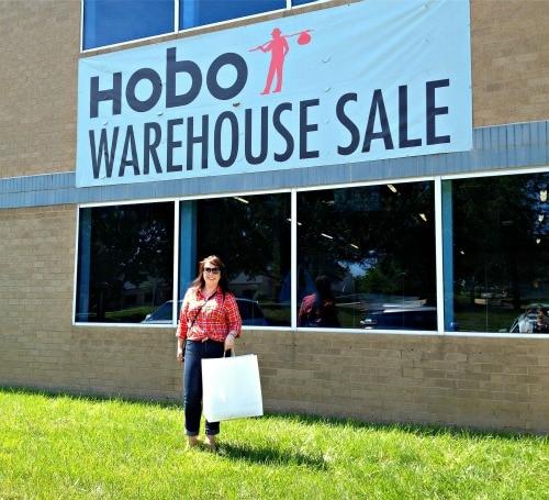 wardrobe oxygen hobo sample sale